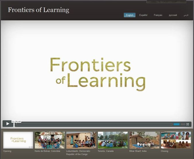 frontiersoflearning