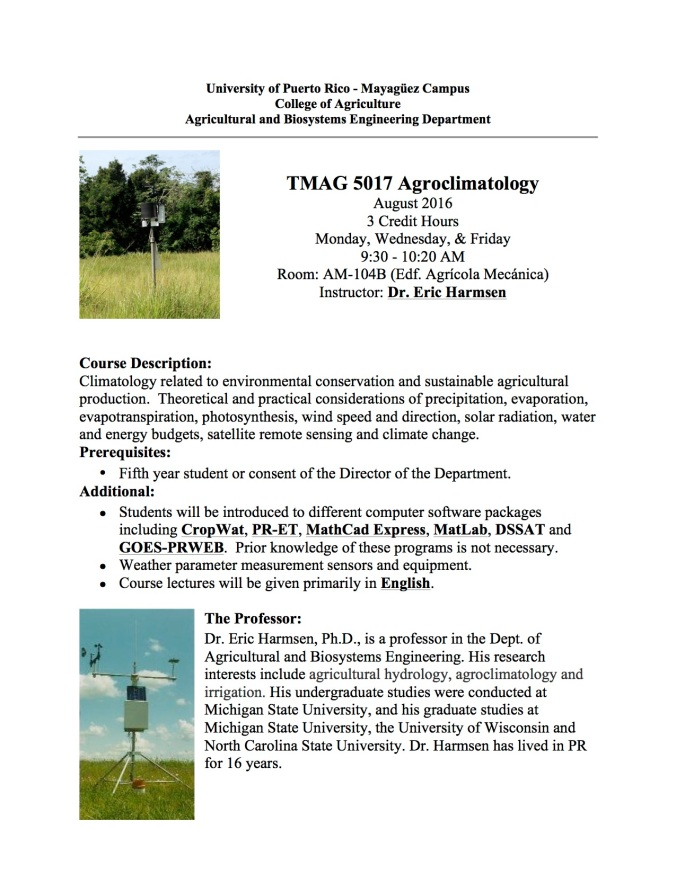 AgroclimatologyFlyer_Fall2016