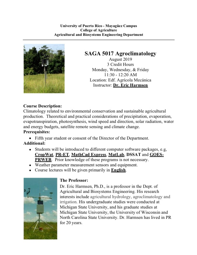 AgroclimatologyFlyer_Fall2019